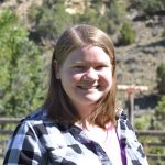 Abby Dominy at Turn-About Ranch, academic director, alternative education program